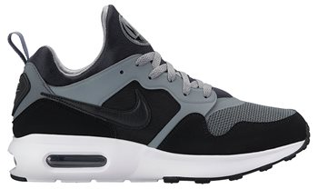 Nike Air Max Prime Shoes - Mens - Grey/Black/White - Click to