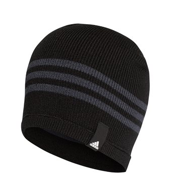 adidas Tiro Beanie - Adult - Black Dark Grey  d639b8c64aa
