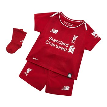 c8770d102 New Balance Liverpool FC 2018 19 Home Kit - Infants - Red - Click to