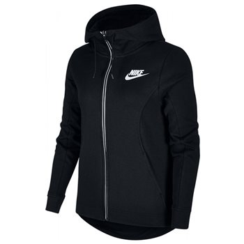 196db4d70 Nike Sportswear Advance 15 Hoodie - Womens - Black White