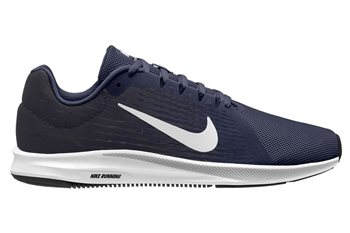 924f0b5452a Nike Downshifter 8 Running Shoes - Mens - Midnight Navy White Dark Obsidian  -