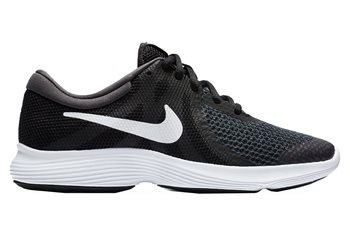 cefedb73fd3 Nike Revolution 4 GS Running Shoes - Boys - Black White Anthracite - Click