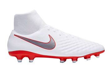 brand new 96045 b0bc8 Nike Magista Obra II Academy Dynamic Fit FG Football Boots - Adult - White  Light