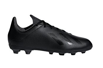 new product cca0b 51dbd adidas X 18.4 FG Football Boots - Youth - Core BlackWhite - Click to