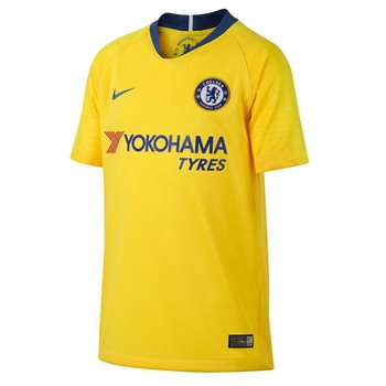 3f816aa2b7 Nike Chelsea Football Club 2018 19 Short Sleeve Away Stadium Jersey - Youth  - Tour