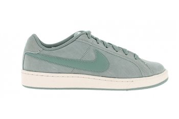 Court Royale Suede Trainers Womens Mint Green UK Size 4 | US 6.5 | EU 37.5
