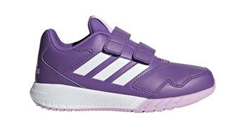 official photos 20de9 68a83 adidas AltaRun Infant Shoes - Girls - Purple White - Click to view a larger