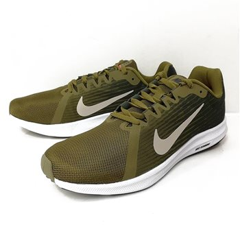 189c87a3ac5a Nike Downshifter 8 Running Shoes - Mens - Olive Flak String Sequoia ...