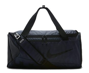 28c7bfb6142 Nike Alpha Small Duffel Bag - Thunder Blue Black - Click to view a larger