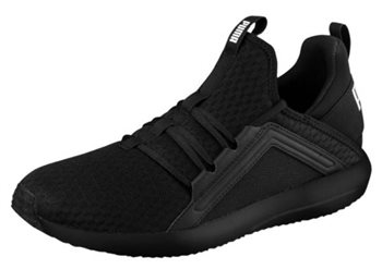 Puma Mega Nrgy Trainers - Mens - Black White - Click to view a larger 146a3a5a2