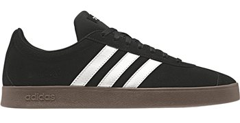 new products 73e29 d6995 adidas VL Court 2.0 Trainers - Mens - Black White Gum5 - Click to