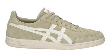 Asics Gel-Vickka Trainers - Mens - Khaki/Ivory  - Click to view a larger image