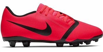 c50112d5cfa3 Nike Phantom Venom Club FG Football Boots - Youth - Crimson/Black/Crimson -