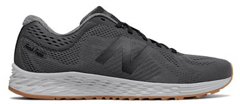 New Balance Arishi v1 Shoes - Mens - Grey/White  - Click to view a larger image