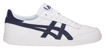 Asics Gel-Vickka Trainers - Mens - White/Midnight  - Click to view a larger image