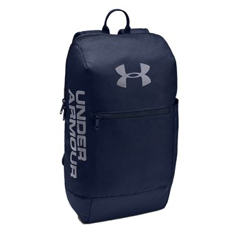 Under Armour Patterson Backpack - Academy/Steel  - Click to view a larger image