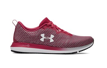 7f287a5578 Micro G Blur 2 Running Shoes - Womens - Impulse Pink/Grey - UK Size 4 | US  6.5 | EU 37.5