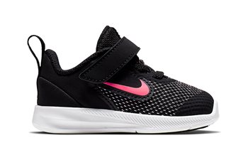 separation shoes 22100 04afe Nike Downshifter 9 (tdv) Shoes - Girls - Black Hyper Pink White