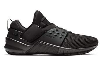 Nike Free Metcon 2 Training Shoes - Mens - Black/Black  - Click to view a larger image