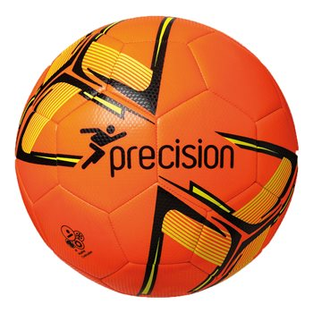 Precision Training Fusion Training Ball - Fluo Orange/Black/Yellow  - Click to view a larger image