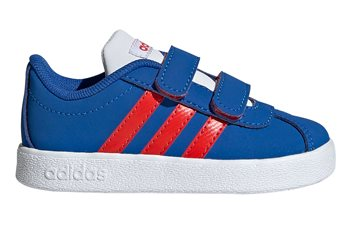 Image of adidas VL Court 2.0 CMF Shoes - Infant Boys - Blue