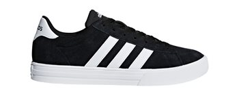 adidas Daily 2.0 Trainers - Mens - Black  - Click to view a larger image