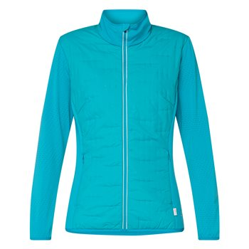 Pro Touch Myra Hoodie - Womens - Blue Aqua/Blue Light  - Click to view a larger image