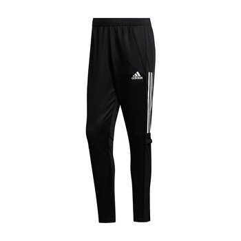 adidas Condivo 20 Training Pants - Adult - Black/White  - Click to view a larger image